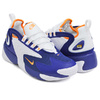 NIKE ZOOM 2K DEEP ROYAL BLUE / ORANGE PEEL AO0269-400画像