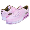 NIKE WMNS AIR MAX 90 SE pink form/pink form 881105-605画像