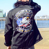 "Schott COACH JACKET ""EAGLE&FLAG"" 3192030画像"