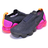 NIKE WMNS AIR VAPORMAX FK MOC 2 gridiron/laser orange-black AJ6599-001画像