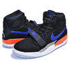 NIKE AIR JORDAN LEGACY 312 black/rush blue NEW YORK KNIKCS AV3922-048画像