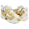 Reebok INSTA PUMP FURY OG CNY ''YEAR OF THE PIG'' CHALK / GOLD MET / CHINA RED DV8272画像