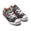 CONVERSE KID'S JACK PURCELL CARS SLIP BLACK 32713421画像