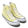 CONVERSE ALL STAR PASTELS HI YELLOW 32995123画像