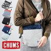 CHUMS Vertical Mini Shoulder Sweat Nylon CH60-2671画像