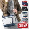 CHUMS Box Camera Bag Sweat Nylon CH60-2666画像