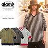 glamb Coen big stripe knit GB0219-KNT01画像