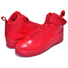 NIKE AIR FORCE 1 FOAMPOSITE CAP NA university red/university red BV1172-600画像