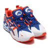 MIZUNO WAVE RIDER1 WHITE/BLUE/ORANGE D1GA192522-22画像