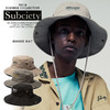 Subciety BOONIE HAT 109-86423画像