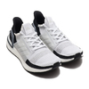 adidas UltraBOOST 19 RUNNING WHITE/RUNNING WHITE/GREY TWO B37707画像