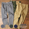 KIFFE SEARGEANT NARROW PANTS 14032画像