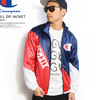 Champion FULL ZIP JACKET -NAVY- C3-P602画像