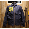 "FREEWHEELERS UNION SPECIAL OVERALLS ""S-8 AVIATOR'S JACKET ""VPB-71 BLACK CATS"""" Vintage Jungle Cloth 1921007画像"