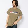 MANASTASH COLOR SCHEME LOGO TEE 7193067画像