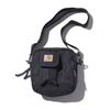 Carhartt ESSENTIALS BAG , SMALL BLACK I00628519-8990画像