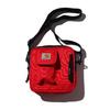 Carhartt ESSENTIALS BAG , SMALL RED I00628519-9N00画像