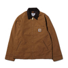 Carhartt DETROIT JACKET BROWN I026467-HZ02画像
