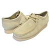 Clarks Wallabee Maple Suede 26133278画像