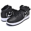 NIKE AIR FORCE 1 MID HAVE A NIKE DAY black/black-white AO2444-001画像