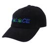 Palace Skateboards 19SS PWALWCE CORD 6-PANEL BLACK画像