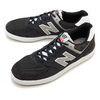 new balance AM574BKR BLACK画像