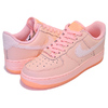 NIKE WMNS AIR FORCE 1 07 ESS crimson tint/crimson tint AO2132-800画像