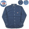 BEN DAVIS DENIM BD SHIRTS BDZ9-7001画像