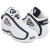 FILA 96 GL GRANT HILL 2 WHITE / FILA NAVY / FILA RED (1BM00569-125) F0313-0125画像
