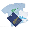 FREE RAGE リサイクルコットンTシャツ Don't Worry 219AC585-C画像