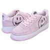 NIKE AIR FORCE 1 LV8 2(GS) pink form/pink form-black AV0742-600画像