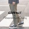 AlexanderLeeChang × Gramicci SK8 PANTS画像