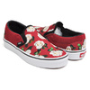 VANS CLASSIC SLIP-ON (ROMANTIC FLORAL) CHILI P VN0A38F7VMI画像