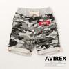 AVIREX KIDS CAMO HARF PANT 421019107画像