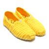 TOMS ALPARGATA Yellow Big Bird Faux Feathers 10013642-YEL画像