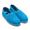 TOMS ALPARGATA Blue Cookie Monster Faux Sherling 10013640-BLU画像