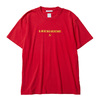 Liberaiders HAMMER AND SICKLE LOGO TEE (RED)画像