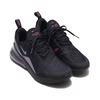 NIKE AIR MAX 270 BLACK/LASER FUCHSIA-REGENCY PURPLE AH8050-020画像