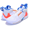 NIKE JORDAN WHY NOT ZERO.2 PF white/total crimson BV6352-100画像
