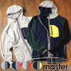 gym master ループ裏毛フードジャケット G157610画像