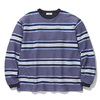 RADIALL CISCO - CREW NECK T-SHIRT L/S (PURPLE HAZE)画像