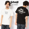Schott EMBROIDERED T-SHIRT CHAIN BREAKER 3193072画像
