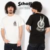 Schott FLYING WHEEL T-SHIRT 3193064画像