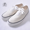 ANATOMICA WAKOUWA DECK SHOES LOW OFF WHITE/WHITE画像