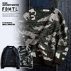 FDMTL PATCHWORK WOOL SWEATER画像