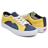 VANS LAMPIN (RETRO SKATE) DRESS BLUES / ASPEN GOLD VN0A38FIVQ8画像