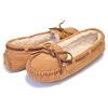 MINNETONKA CALLY SLIPPER CINNAMON 4011画像
