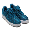 NIKE AIR FORCE 1 '07 PRM 3 GRN ABYSS/INDG FRC-LT BL FRY-S AT4144-300画像