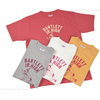 DUBBLE WORKS Lot 33005 SHORT SLEEVE PRINTED T-SHIRTS BARTLETT画像
