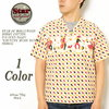 "STAR OF HOLLYWOOD DOBBY COTTON S/S OPEN SHIRT ""COUNTRY MUSIC DANCE!"" SH38131画像"